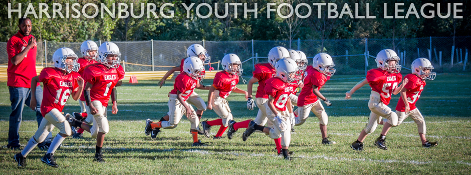 Harrisonburg Youth Football