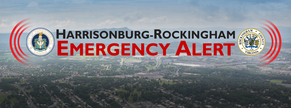 Harrisonburg-Rockingham Emergency Alert