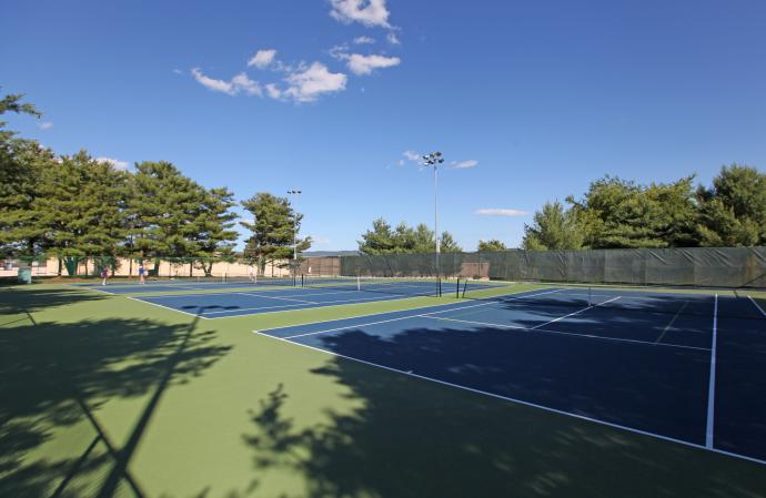 Eastover Tennis Courts