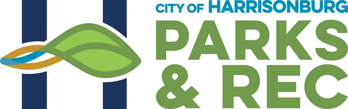 Harrisonburg Parks and Recreation logo