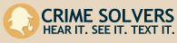 Crime Solvers website