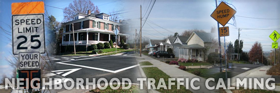 Neighborhood Traffic Calming