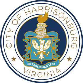 Harrisonburg City seal
