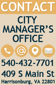 Contact the City Manager's Office