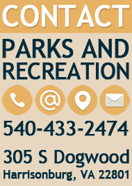 Contact Parks and Recreation