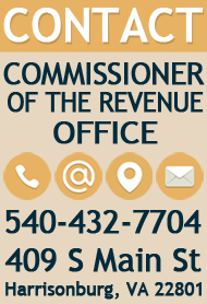 Contact the Commissioner of Revenue Office