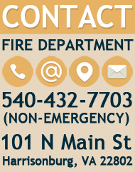 Contact the Fire Department